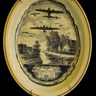 Bombing of Dresden Plate
