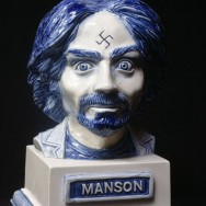 Charles Manson Bust