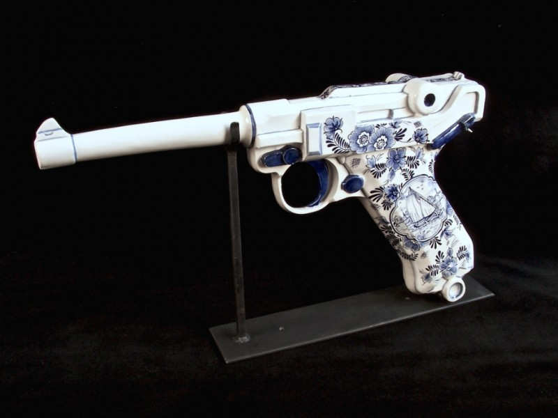Giant Luger