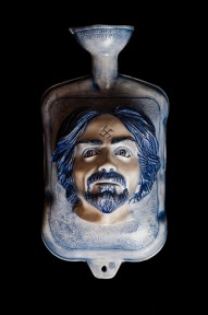 Charles Manson Hot Water Bottle