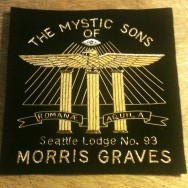 Mystic Sons Blazer Badge