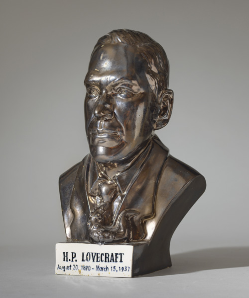 H.P. Lovecraft (Bronze)