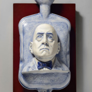 Aleister Crowley Hot Water Bottle